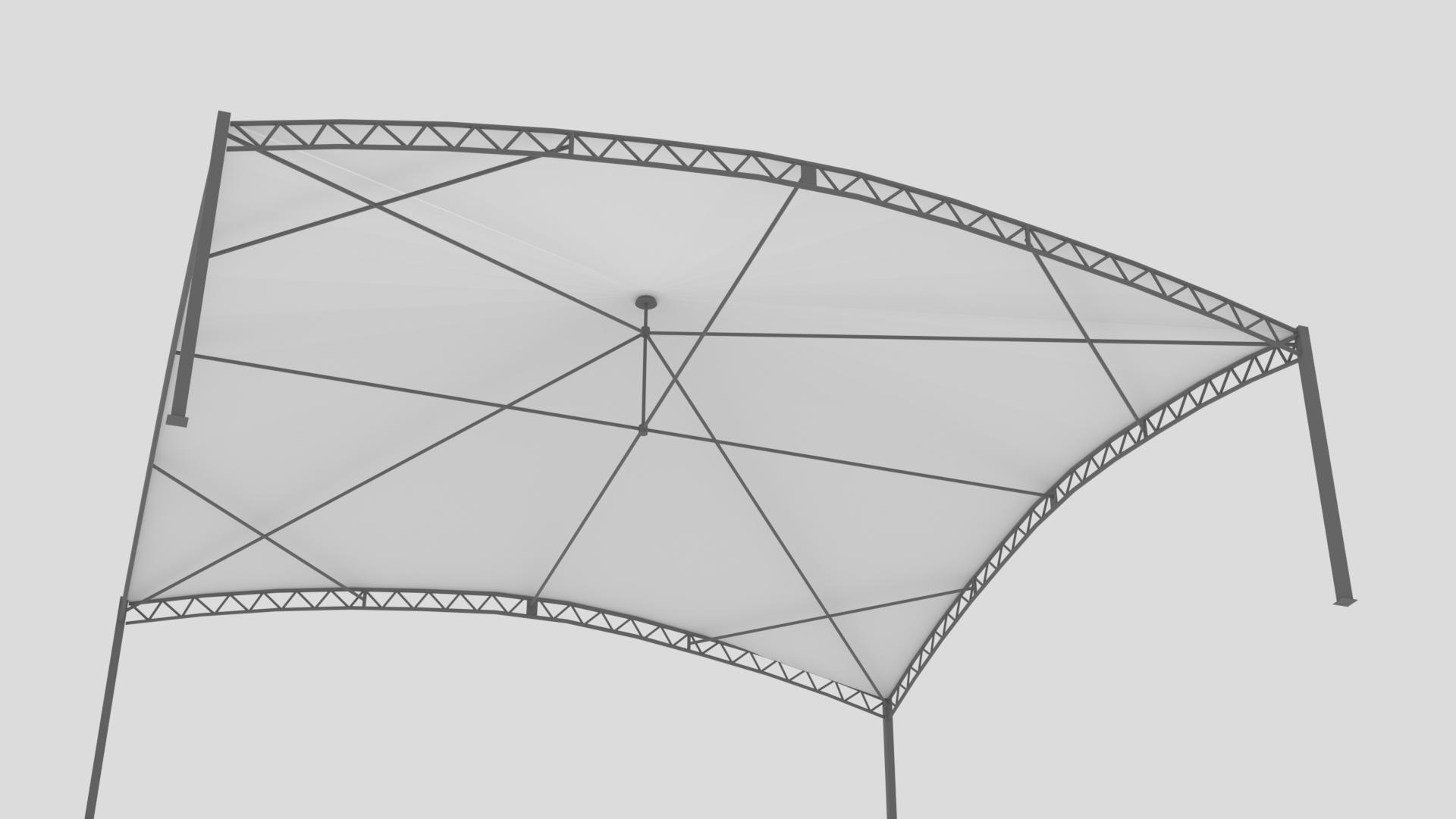 10mテント下側